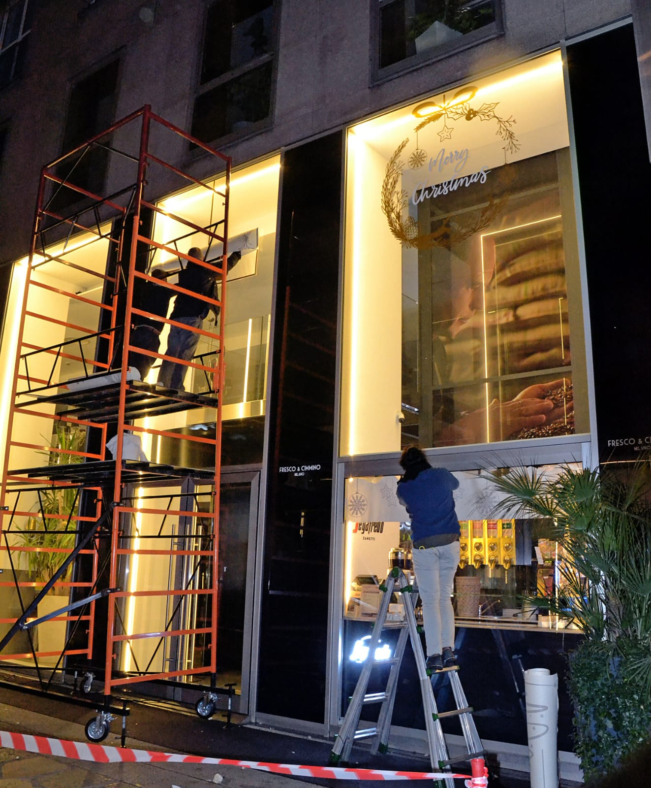 Perché Vetrofanie Milano